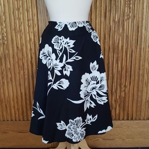 GAP Tropial Floral Skirt